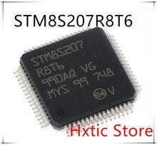 Free Shipping NEW 10PCS/LOT STM8S207R8T6 STM8S207 R8T6 LQFP-64 IC