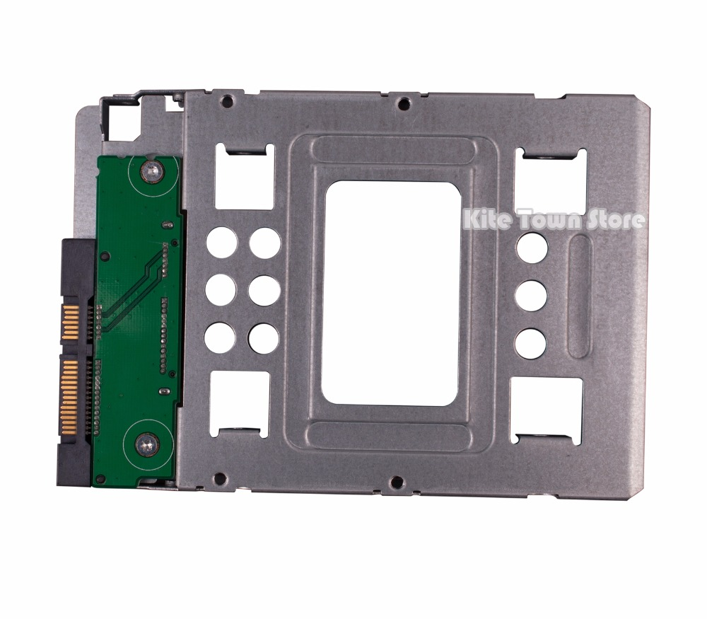 For HP 654540-001 2.5 to 3.5 Drive Adapter FOR HP For Dell For IBM 3.5 SAS/SATA Drive Caddie Trays