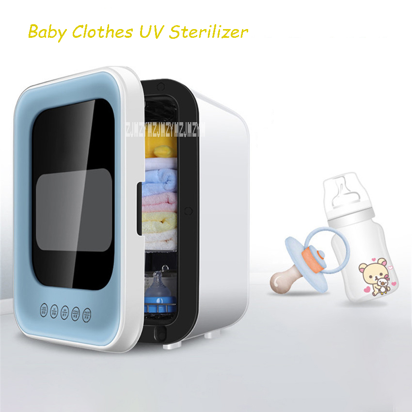 JGJ-991 Infant Clothes Bottle Disinfection Cabinet With Drying Multi-Functional Ultraviolet Sterilizer Baby Sterilizer Cabinet