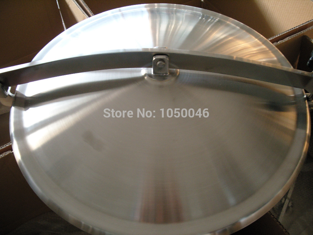 SS304 300mm Non-pressure Round Manway, Heavy Duty, Access Stainless Steel Vessel Hatching