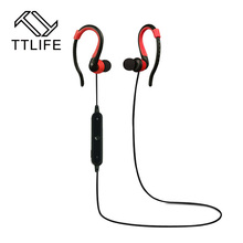 TTLIFE Bluetooth Earphone Sport Stereo Headphones bluetooth 4.1 Wireless Headset  With Mic Noise Cancelling handsfree for xiaomi