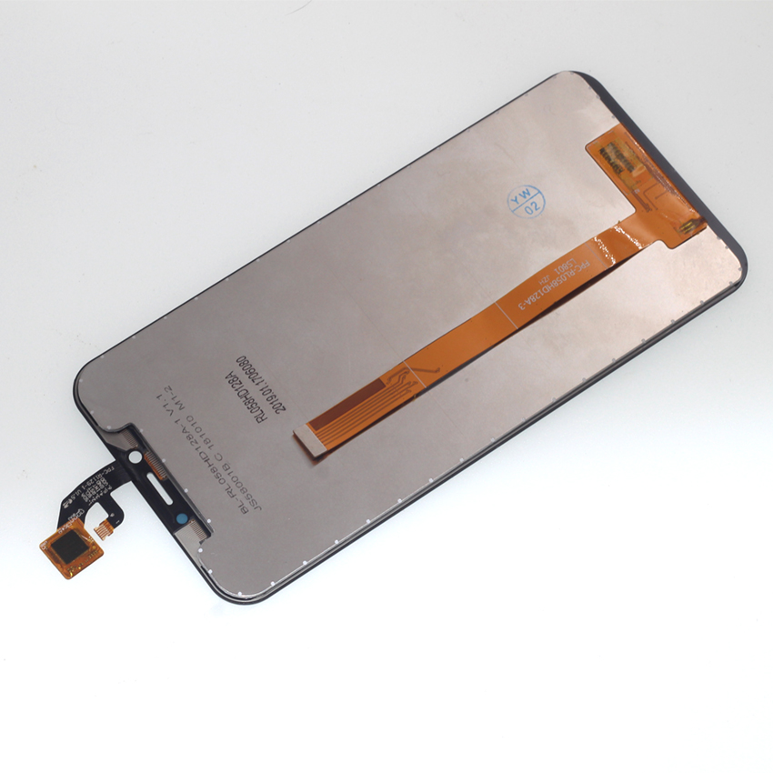 Original For Leagoo S9 LCD Display Touch Screen Assembly For Leagoo S9 LCD Screen Display Mobile Phone Parts in Mobile Phone LCD Screens from Cellphones Telecommunications