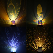 Multi-style Constellations / Starry Star Sky / Ocean / Universe LED Projector Lamp Cosmos Master LED Night Light Christmas Gift