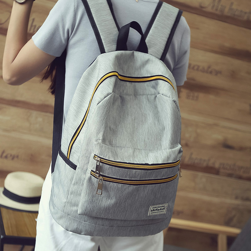 Youth Girl Schoolbag Harajuku Backpack Oxford Women Big Bags Travel Backpack Boys Girls Student Bag for