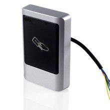 مقاوم للماء قارئ بطاقات التعريف بالإشارات الهوية IC قارئ بطاقات الدخول المورد في الهواء الطلق استخدام حافظة معدنية سهلة التركيب
