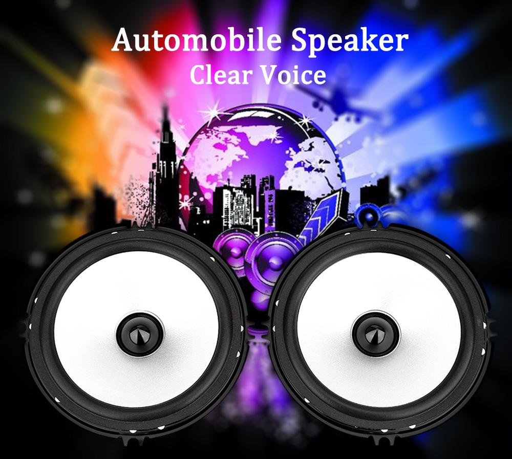 Prix pour Jumelé LABO LB-PS1651D Voiture Haut-Parleur Automobile Voiture HiFi Audio Gamme Complète Fréquence Haut-Parleur 6.5 Pouces Haut-Parleur Pas