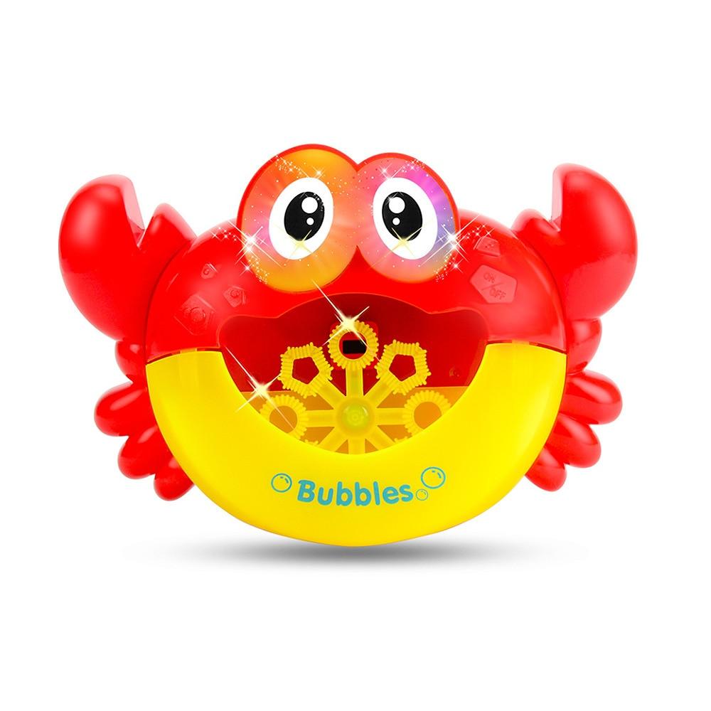 Mini Blowing Bubble Toy Set Random Water Blowing Toys Bubble Soap Bubble Blower Outdoor Kids Toys Bubbles Machine Baby Bath Toy
