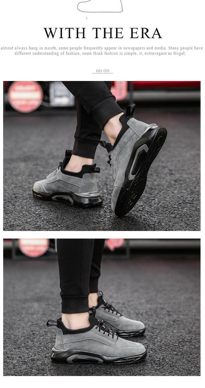 2018 Spring/Autumn Men's Vulcanize Shoes Fashion Sneakers Men Casual Shoes Flats Men Shoes Chaussure Homme Designer Sneakers 17