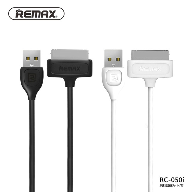 Remax Original Usb Sync Data Charging Charger Cable Cord For Apple