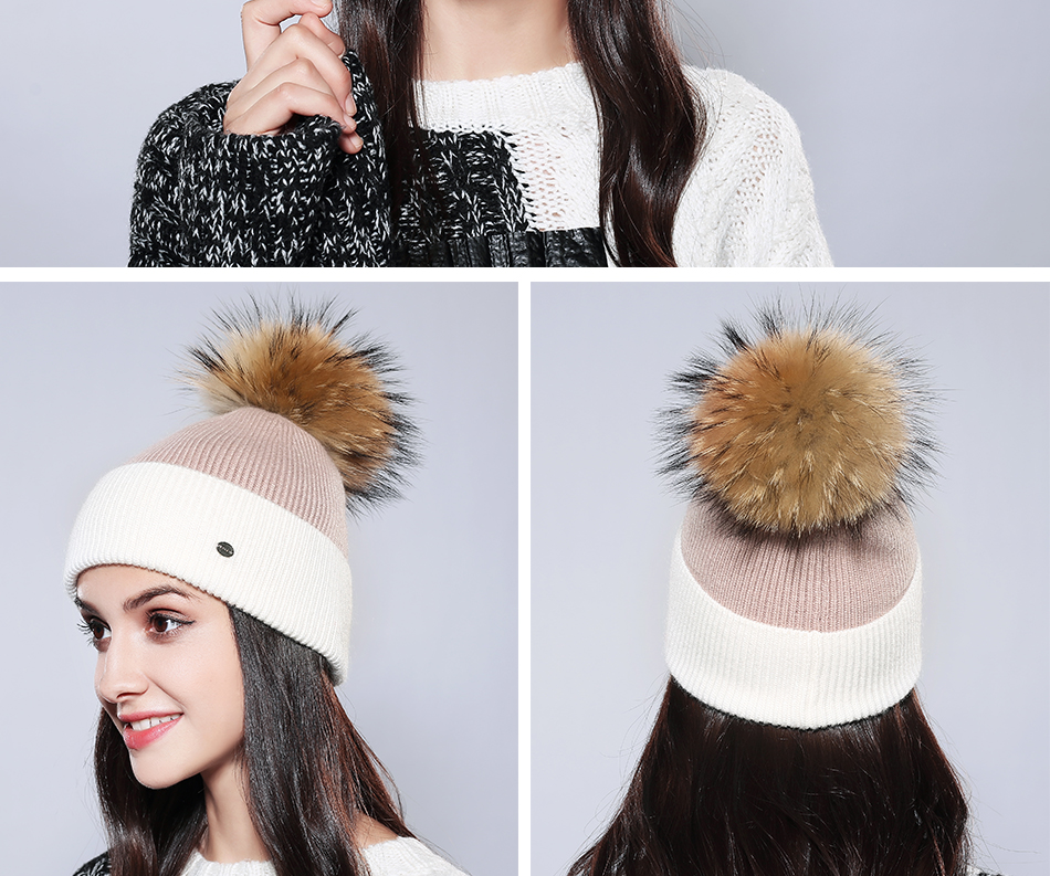 Winter Hat For Women MZ744 (11)