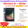Exynos Quad Core A9 Standard TINY4412 IV HD700 7 Inch Capacitive Touch 1280 800 1G RAM