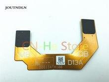 Joutndln para xps 13 l322x i o placa de alimentação de áudio fpc ribbo cabo 0g76r0 ddd13ath100 trabalhos