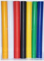 2017new PVC Vinyl Film Roll Colorful self adhesive cutting vinyl for plotter machine
