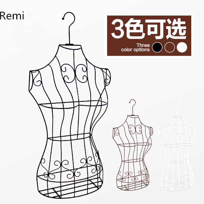 NEW Wire Dress Form Mannequin Boutique Clothing mannequin Decor ...