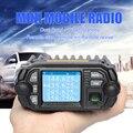 MP380 Zastone VHF UHF Mini Coche Walkie Talkie de Radio Móvil Ham Radio Portátil Radio Taxie Comunicador Para El Autobús