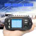 Zastone MP380 VHF UHF Mini Car Walkie Talkie  Mobile Radio Ham Radio Portable Radio Comunicador For Bus Taxie