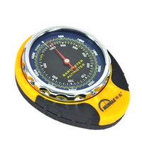 4 in 1 Mechanical Altitude Meter Altimeter Thermometer Compass Barometer For Camping Hiking Outdoor Tools