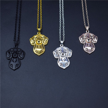 Dog Pendant Necklace 5
