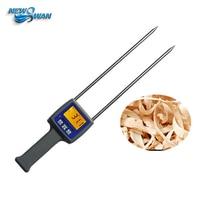 TK100W Grain Moisture Meter Digital Hygrometer Wood Sawdust Powder Hay Bale Peat Moisture Meter Hygrometer humidity Meter