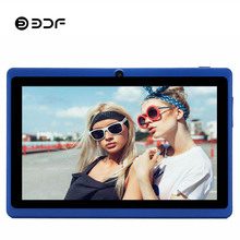 BDF 7 Inch Kids Tablet Pc Android 4.4 Allwinner A33 Quad Core Bluetooth WiFi Children Kids BabyPAD Android Tablet 7 8 9 10 10.1