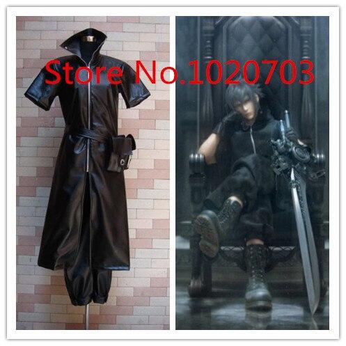 Final Fantasy XV Noctis Lucis Caelum Cosplay Costume(China (Mainland))