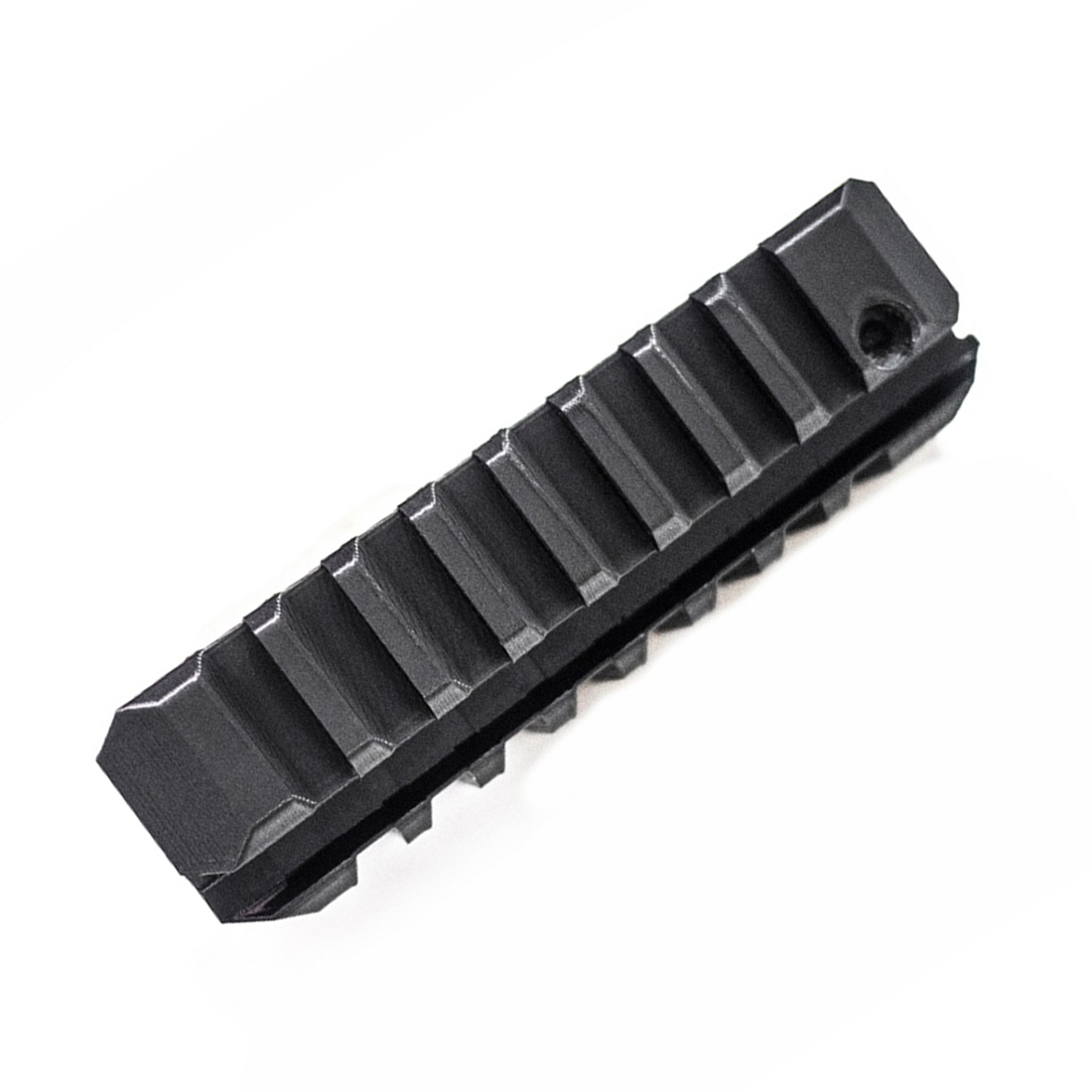 DK Front Rail For LH AUG Water Gel Beads Blaster - Black