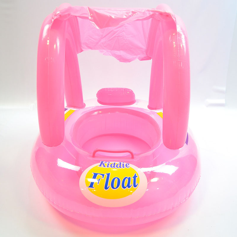 Safety Inflatable Baby Swimming Ring Float Seat