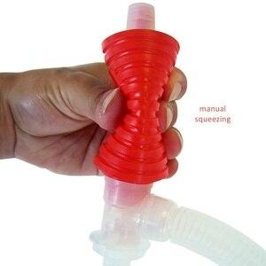 Ручной насос для транспортировки бензинового топлива и дизельного топлива, ручной насос для всасывания сифона, химическая жидкость для воды