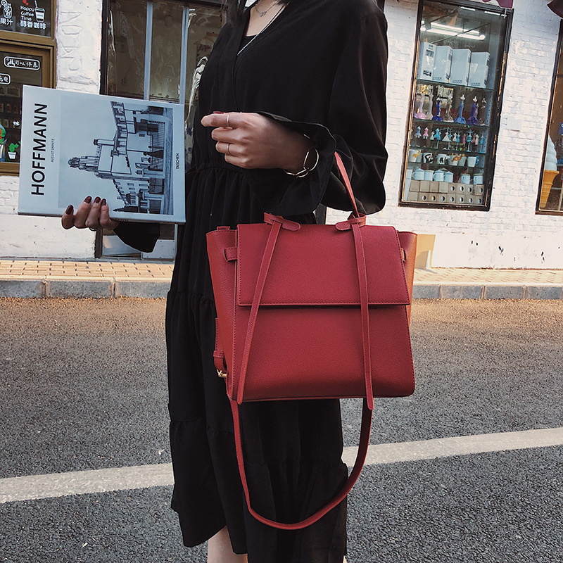 Brand Originality Design women leather handbags