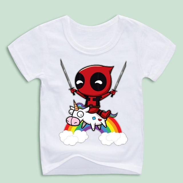Deadpool Baby Clothes