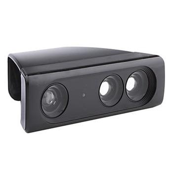 Super Zoom Wide-Angle Lens Sensor Range Reduction Adapter for Microsoft Xbox 360 Kinect Video Game Gamepad Movement Sensor 1