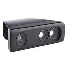 Siêu Zoom Ống Kính Góc Rộng Sensor Đun Giảm Adapter cho Microsoft Xbox 360 Kinect Video Game Gamepad Phong Trào Cảm Biến