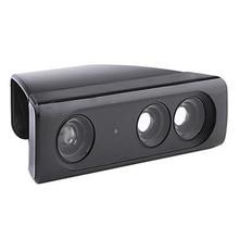 Super Zoom Wide Angle Lens Sensor Gamma Riduzione Adapter per Microsoft Xbox 360 Kinect Sensore di Movimento Video Game Gamepad