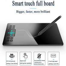 VEIKK A50 Updated Version Graphics Tablet 8192 Levels Professional TYPE-C Digital Drawing Tablets Animation with Gifts