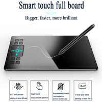 VEIKK A50 Version mise à jour tablette graphique 8192 niveaux professionnel TYPE-C dessin numérique tablettes Animation avec des cadeaux