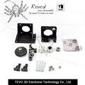3D Принтер части TEVO Черная Вдова Titan Экструдер Полностью Комплекты Titan Экструдер для 1.75 мм 3D принтер экструдер для J-глава боуден