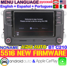 CarPlay Android Auto RCD330 RCD340 плюс Noname радио 187B C210 для VW Tiguan Golf 5 6 Jetta MK5 MK6 Passat CC Polo 6RD035187B(China)