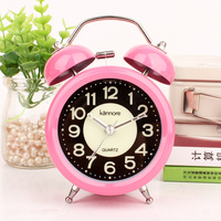 Super Loud Bedside Alarm Clock Children Simple Sleep Trainer Wake Up Light Talking Night Digital Clock Reveil Table Watch 40N122