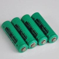 4-8 pz IFR 3.2 v LiFePo4 AA batteria ricaricabile 600 mah 14500 agli ioni di litio per la macchina fotografica digitale giocattoli luce solare del LED