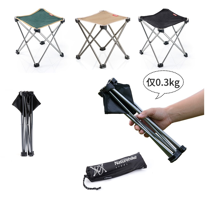 Mini Aluminium Alloy Foldable Chair Folding Fishing Picnic BBQ Garden Chair Seat aluminium alloy outdoor foldable chair four legs fishing picnic bbq garden chair seat durable square camping stool 23 23 25cm