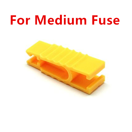 Car 12V Add-a-circuit Fuse Standard ATM APM Auto Blade Fuse Holder TAP Adapter