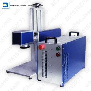 Raycus/MAX/IPG laser fonte de Alta Confiabilidade 20 w/30 w/50 w fibra de marcação a laser máquina para Gravação de códigos de barras, mapa decorativo, LO