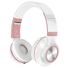 Bluetooth 4.0 Wireless Foldable Headphones Headset on Ear Wi