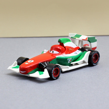All Styles Disney Pixar Cars 2 Francesco Bernoulli McQueen Metal Diecast Toy Car 1:55 Loose Brand New In Stock & Free Shipping