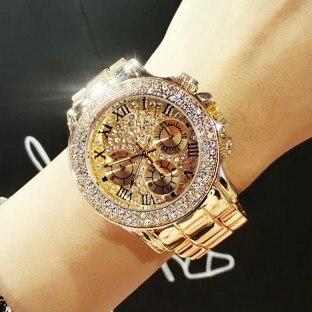 Cristal 20 Luxe reloj para mujer