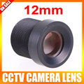 Board 12mm Security Lens 28 Degree CCTV Lens MTV Lens For CCTV Camera
