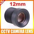 Junta 12mm Lente de 28 Grados de Seguridad CCTV Lente MTV Lente Para la Cámara de CCTV