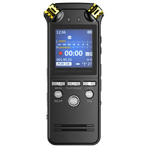 Shmci Mp3-Player Dictaphone Audio-Recorder Professional Digital Mini D50 1536kbps No