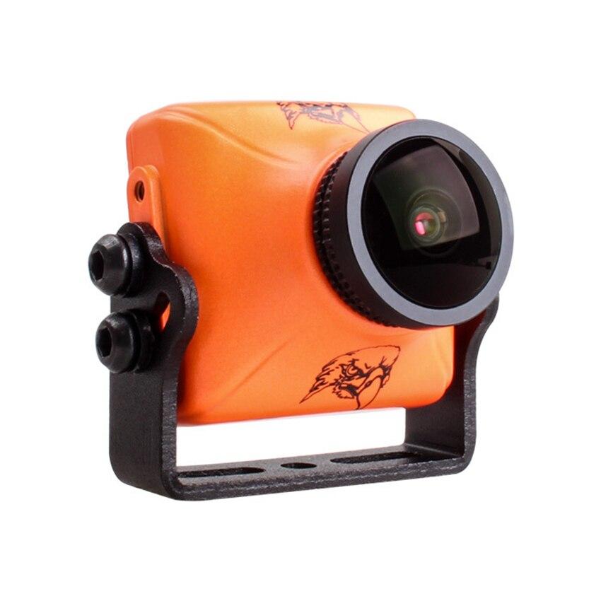 RunCam Nuit Aigle 2 PRO 800TVL 140 F2.0 Mini FPV caméra PAL NTSC Commutable FOV 140 2.5mm Mondiale DEO pour Drone