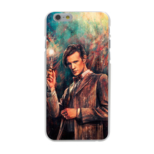 Doctor Who Tardis Box Hard Case for iPhone